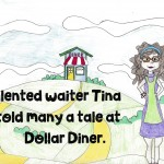 Talented Waiter Tina Page 2