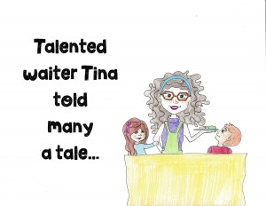 Talented Waiter Tina Page 3