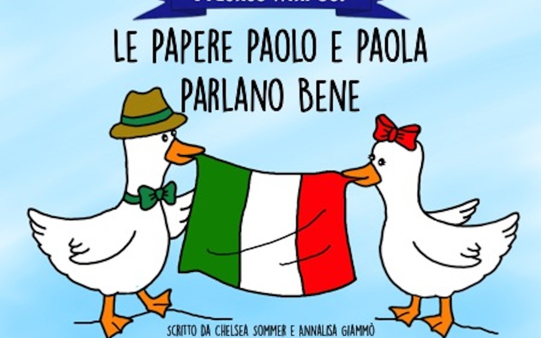 (Italian) Cleft Palate Practice for P and B – Le Papere Paolo e Paola Parlano Bene
