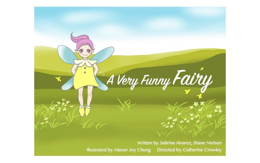 (English) Cleft Palate Practice for F and V – A Very Funny Fairy