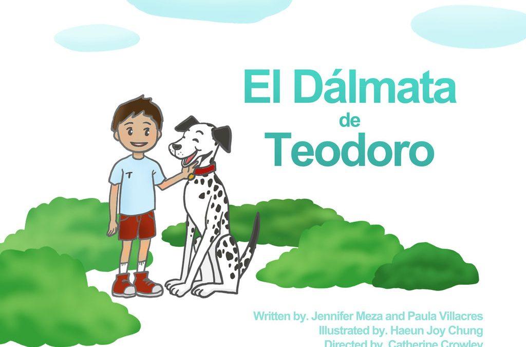 Libro para practicar la T y D – El Dálmato de Teodoro