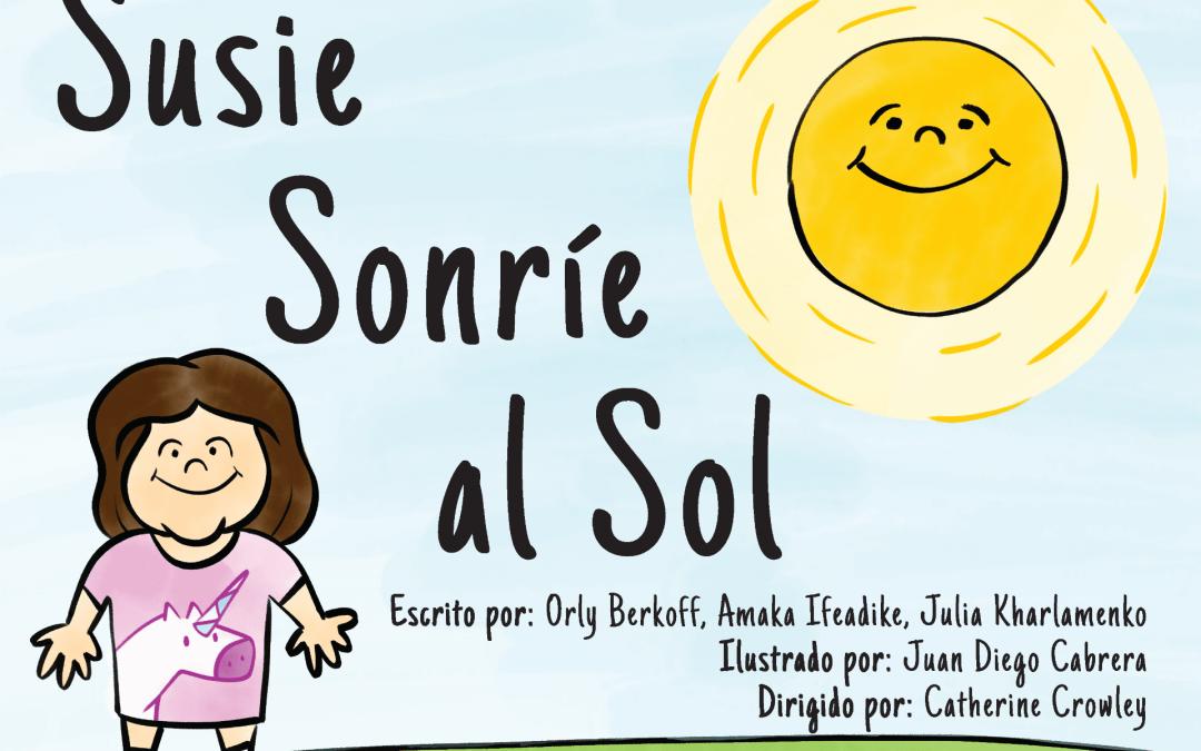 Libro para practicar la S – Susie Sonríe al Sol