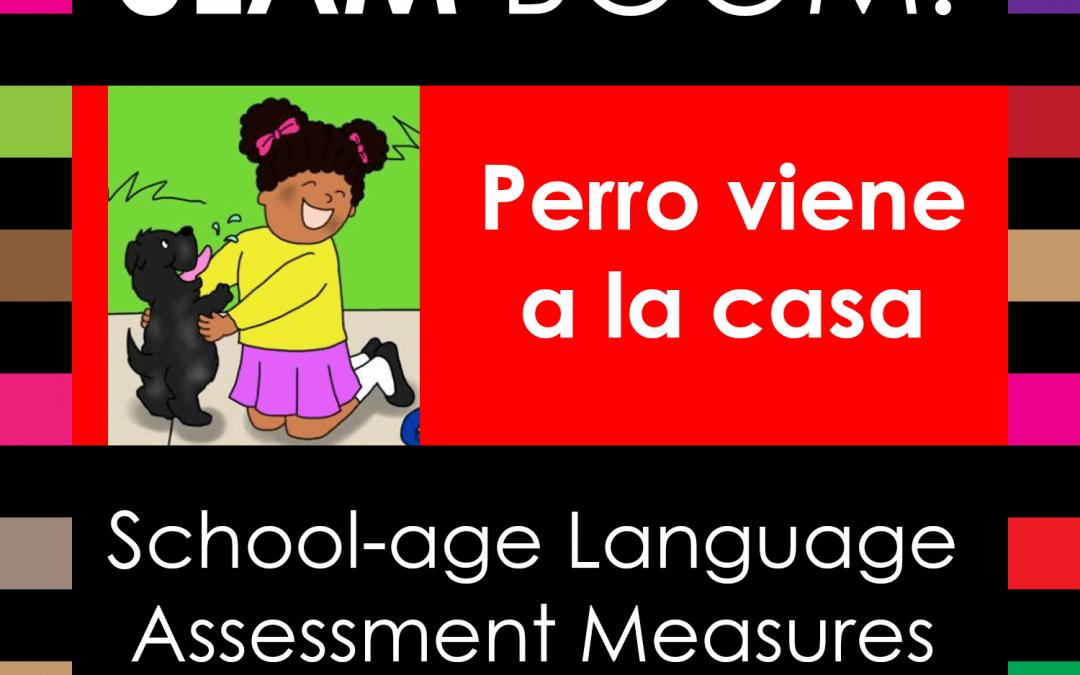 """SLAM BOOM! Español – """"Un perro viene a la casa"""""""