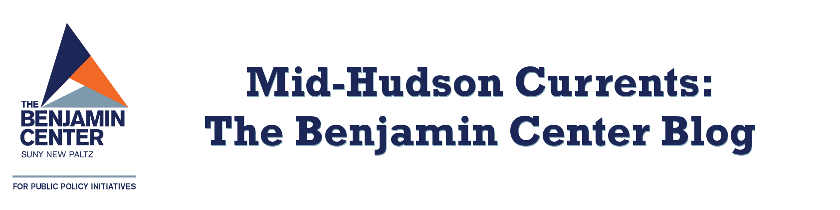 Mid-Hudson Currents: The Benjamin Center Blog