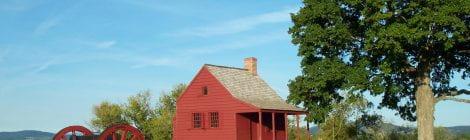 Saratoga Battlefield: Upstate New York's local history