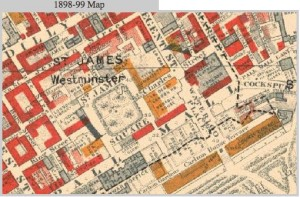 Waterloo Place 1898-99