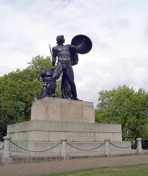 Achilles Statue (Wellington Monument)
