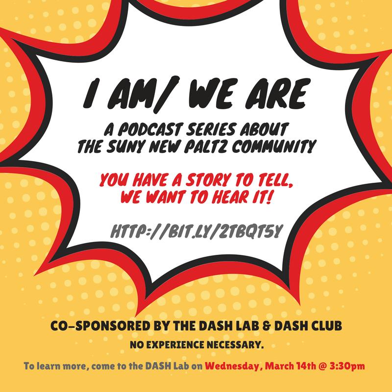 I am-We are comic promo english