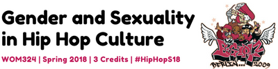 Gender and Sexuality in Hip Hop Culture