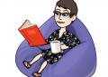 Caroline Hopenwasser Emoji Reading