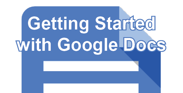 Getting started with Google Docs post icon