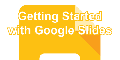 Getting started with Google Slides post icon