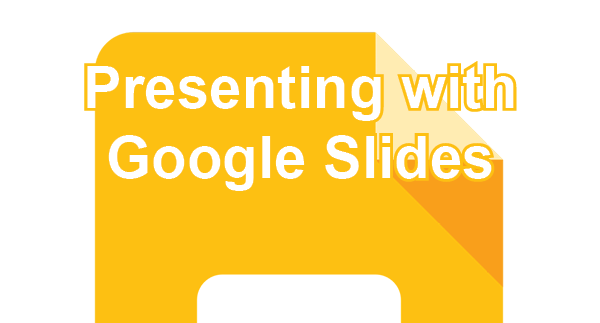 Presenting with Google Slides post icon
