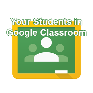 Your Students in Google Classroom post icon