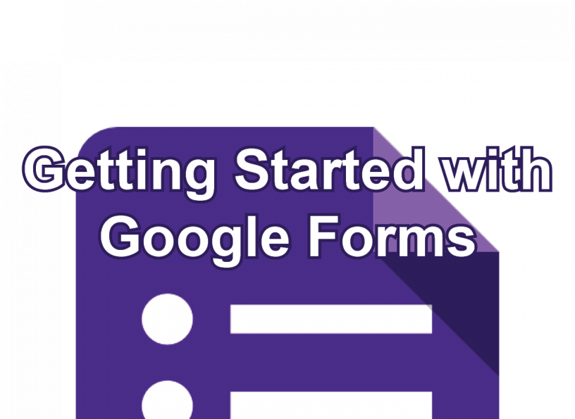 Getting Started with Google Forms post icon
