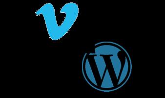 Vimeo to WordPress post icon