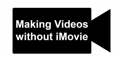 Making Videos without iMovie Post icon
