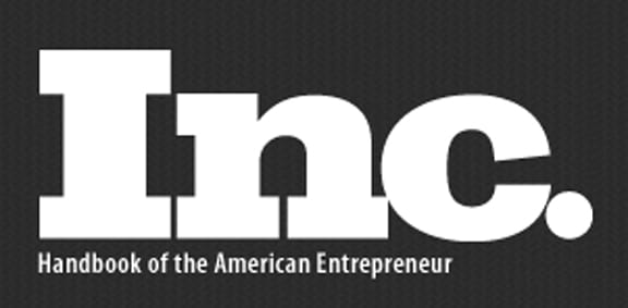 "Logo, ""Inc.: Handbook of the American Entrepreneur"""
