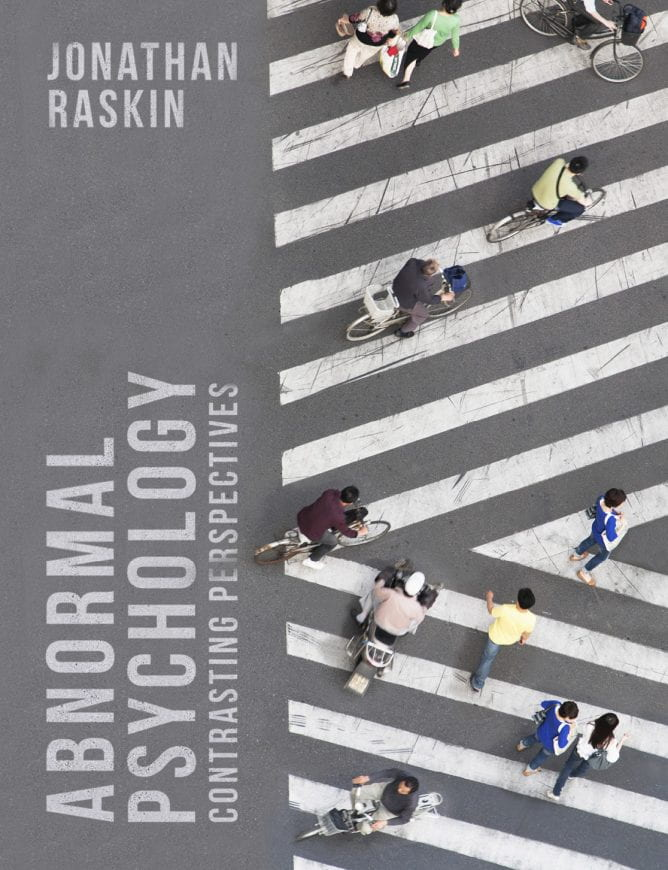 "Cover of ""Abnormal Psychology: Contrasting Perspectives"""
