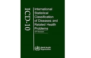 Cover of ICD-10