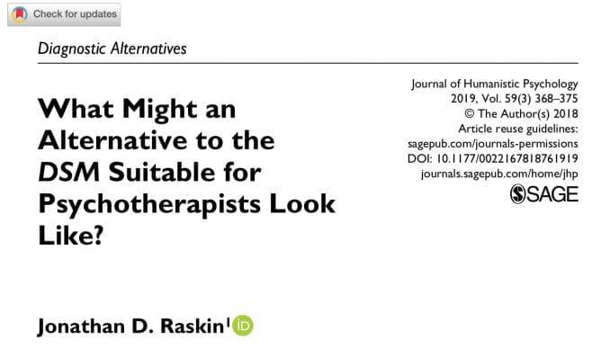 image of Raskin (2019) article title