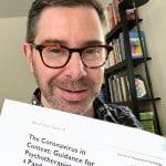 Raskin with coronavirus article