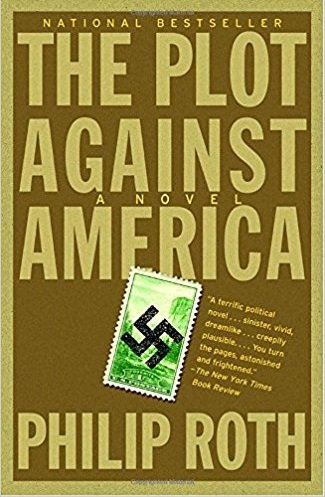 cover - The Plot Against America