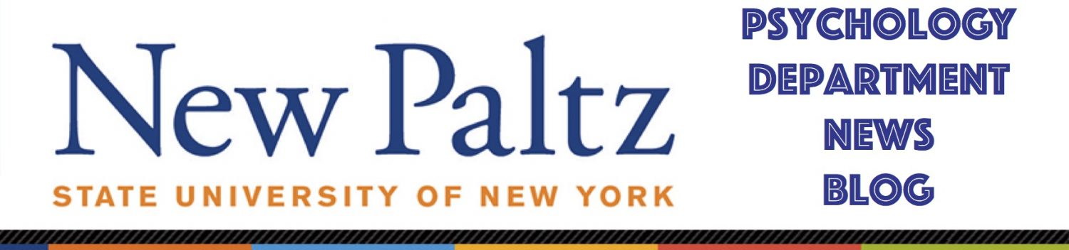 SUNY New Paltz Psych News Blog logo