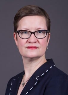 Professor Karla Vermeulen