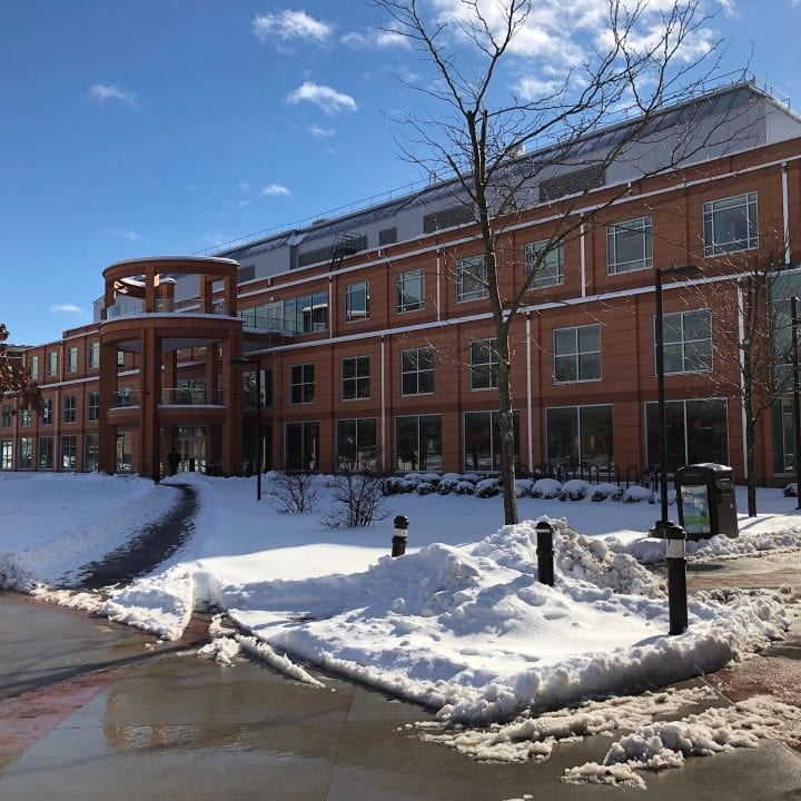 Wooster Hall