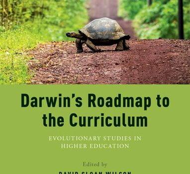 "Professor Glenn Geher Co-Edits New Book, ""Darwin's Roadmap to theCurriculum"""