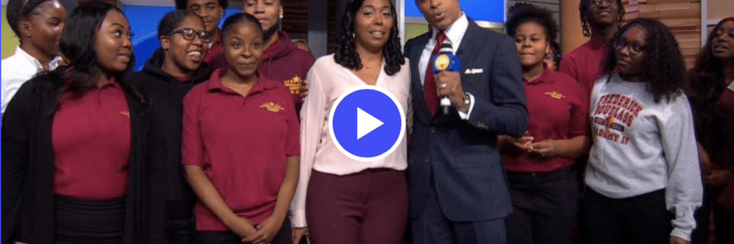"High School Counselor and New Paltz Alum Sharrell Matta Celebrated on ""Good Morning America"""