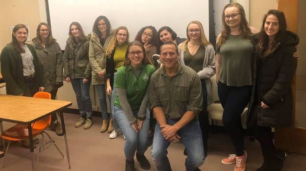 Undergraduate Class Project Leads to Academic Publication on the Human Social-Emotional Experience
