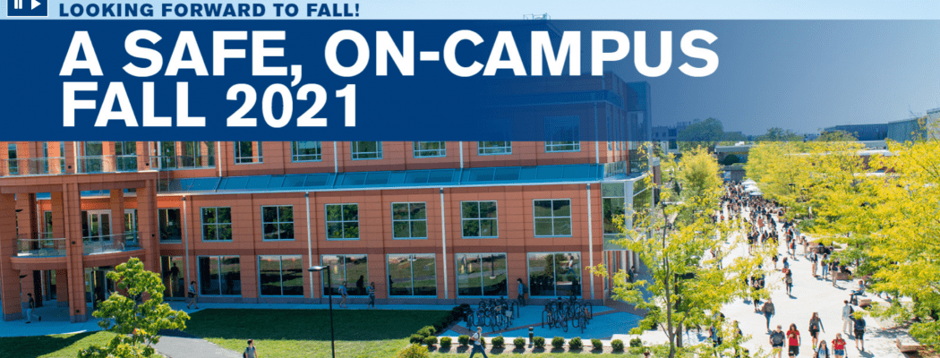 Overview of Fall 2021 COVID-19 Policies at SUNY New Paltz