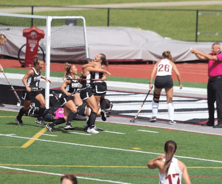 Field Hockey is on A Roll!
