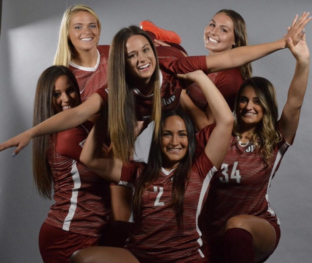 Soccer Seniors Soar into Season