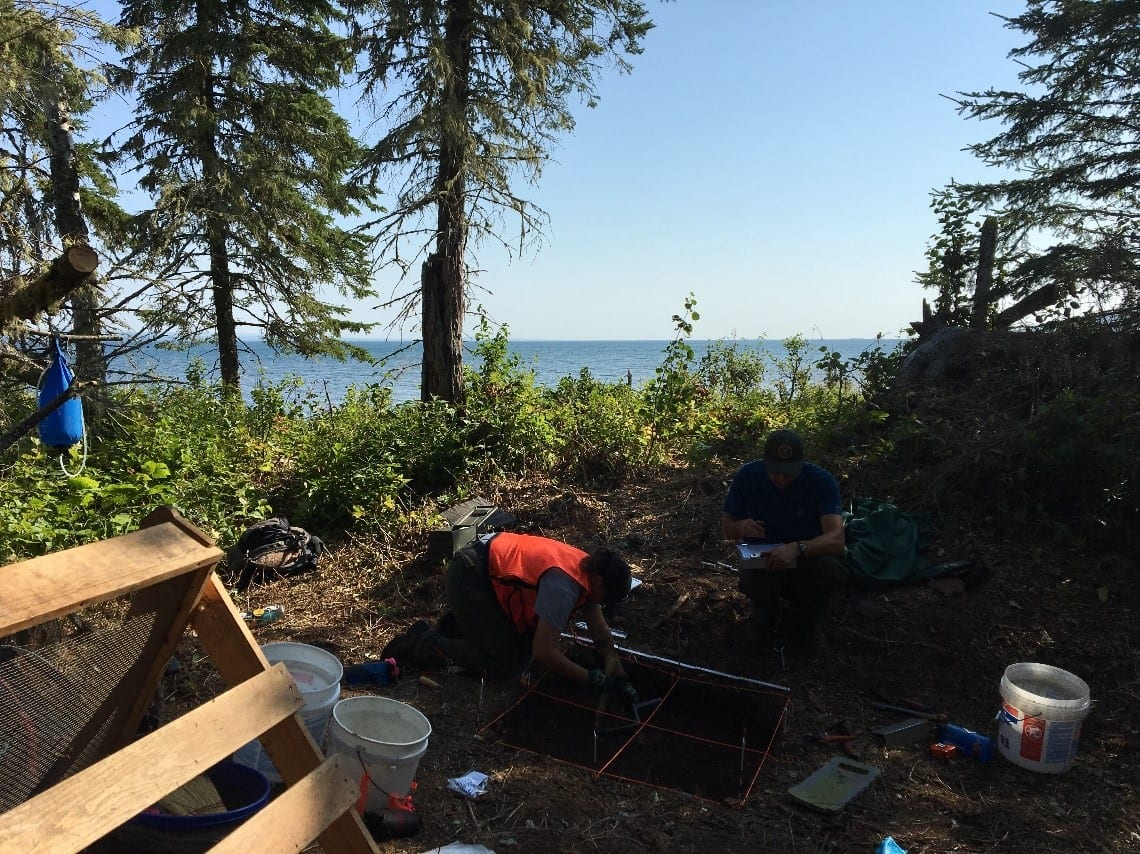 Fieldwork « Trowels and Tribulations: IUP's Archaeology Blog