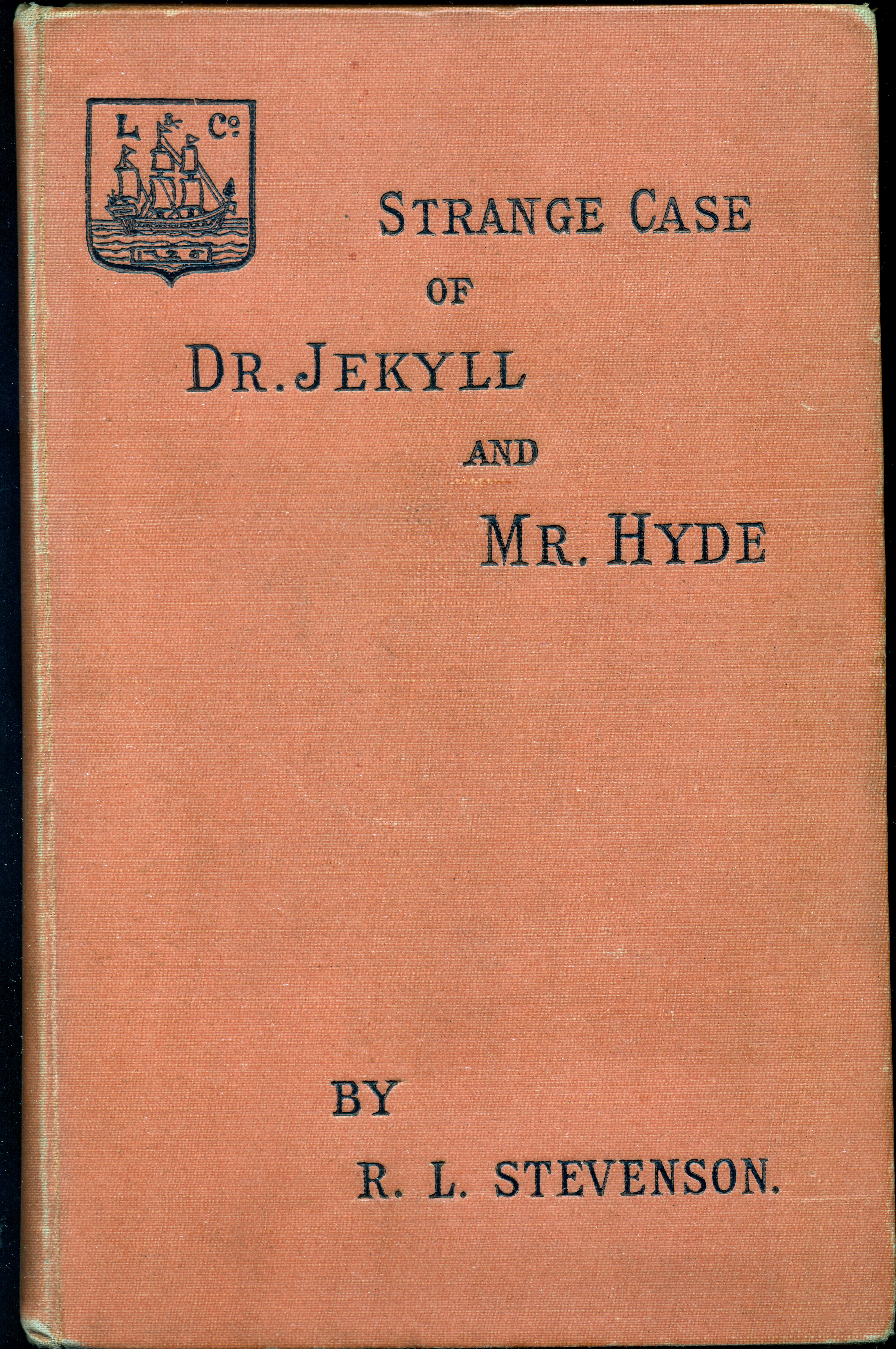 the strange case of dr jekyll and mr hyde 10 essay The strange case of dr jekyll and mr hyde by robert louis stevenson 2416 words | 10 pages the strange case of dr jekyll and mr hyde by robert louis stevenson good.