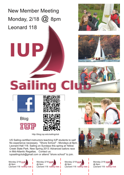Spring 2013 - New Member Welcome