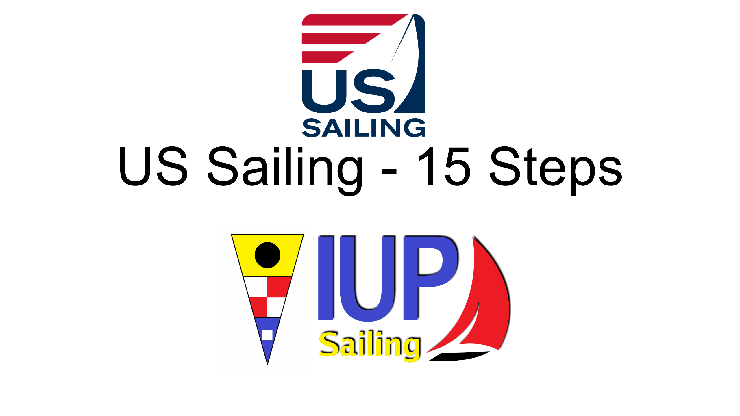 US Sailing Certification - 15 Skills