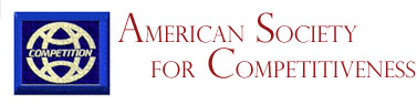 American Society for Competitiveness