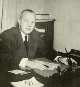 Willis Pratt in 1949