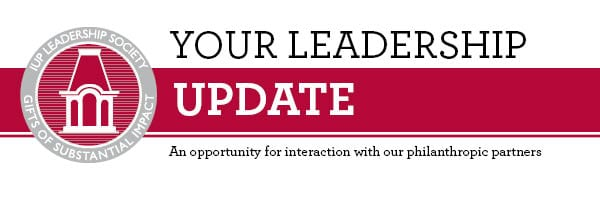 Your Leadership Update