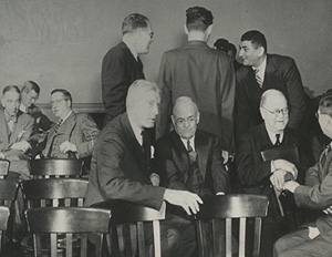 Public Hearing of the Join Legislative Committee on River Regulation, January 20, 1950.