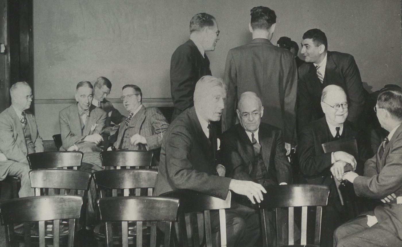 Public Hearing of the Join Legislative Committee on River Regulation, January 20, 1950