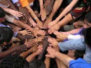 Image: teamwork