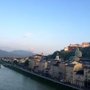 Expectations: Munich, Salzburg, Vienna, Prague, Dresden