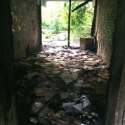 Abandoned Iraqi Embassy