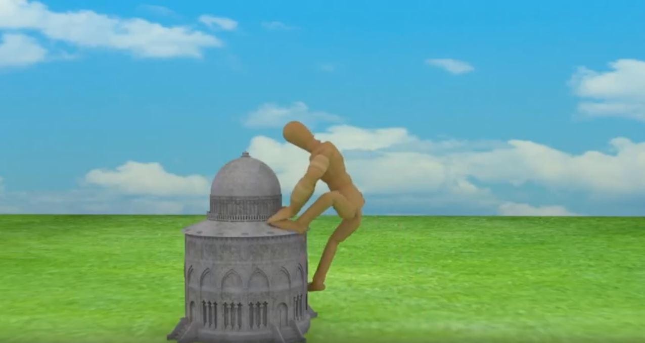 3D Scanning and animation