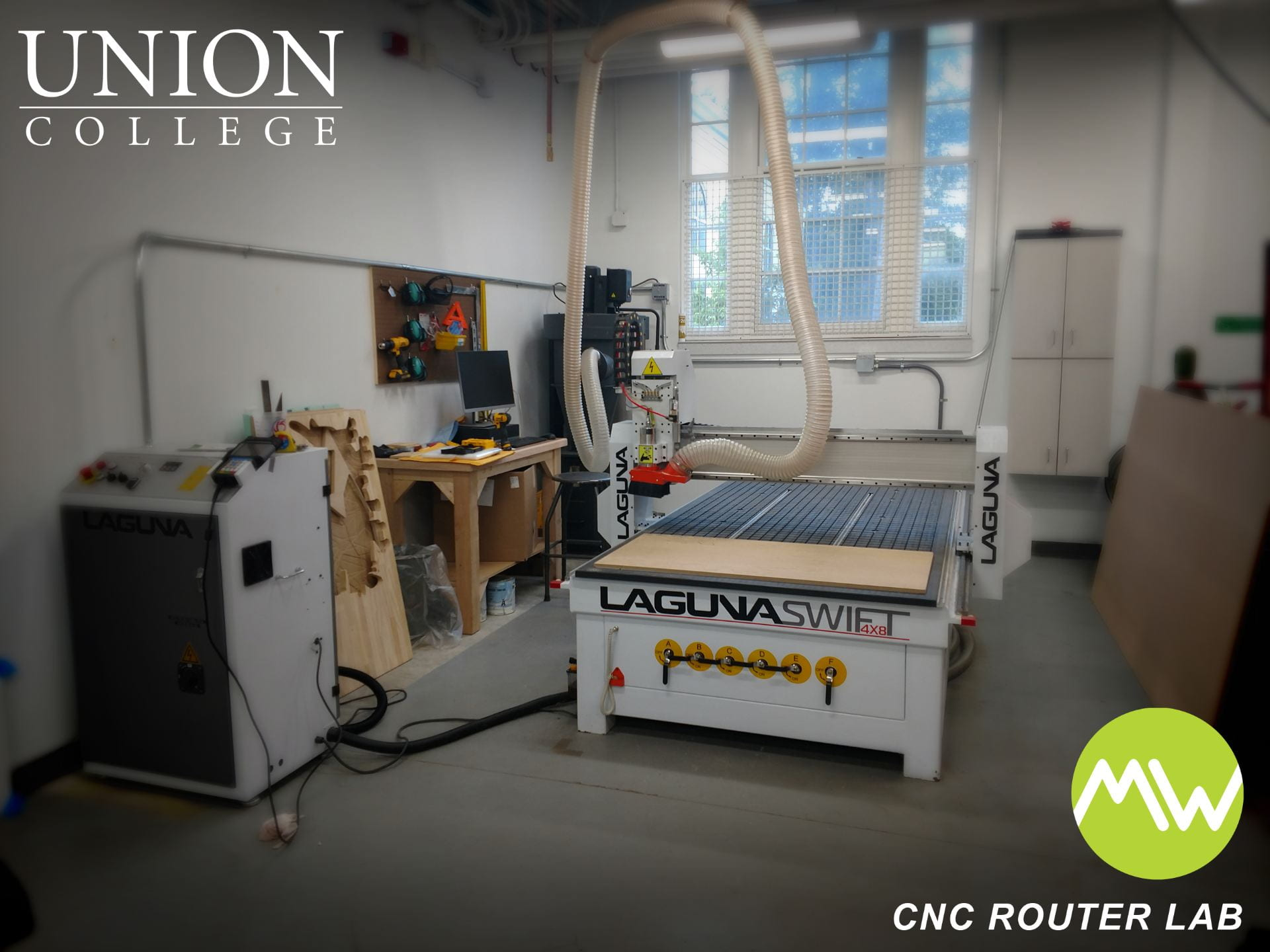 CNC Router Lab